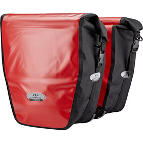 Norco Arkansas Rear Wheel Bag red/black